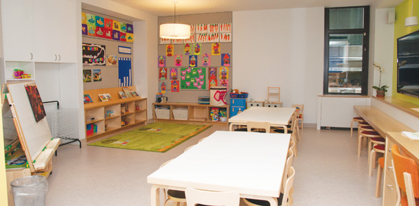 Modern Kindergarten Classroom Furniture ~ Preschool room design interior ideas